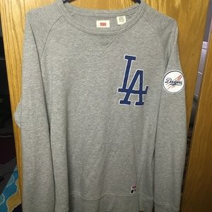 LA Dodgers Crewneck